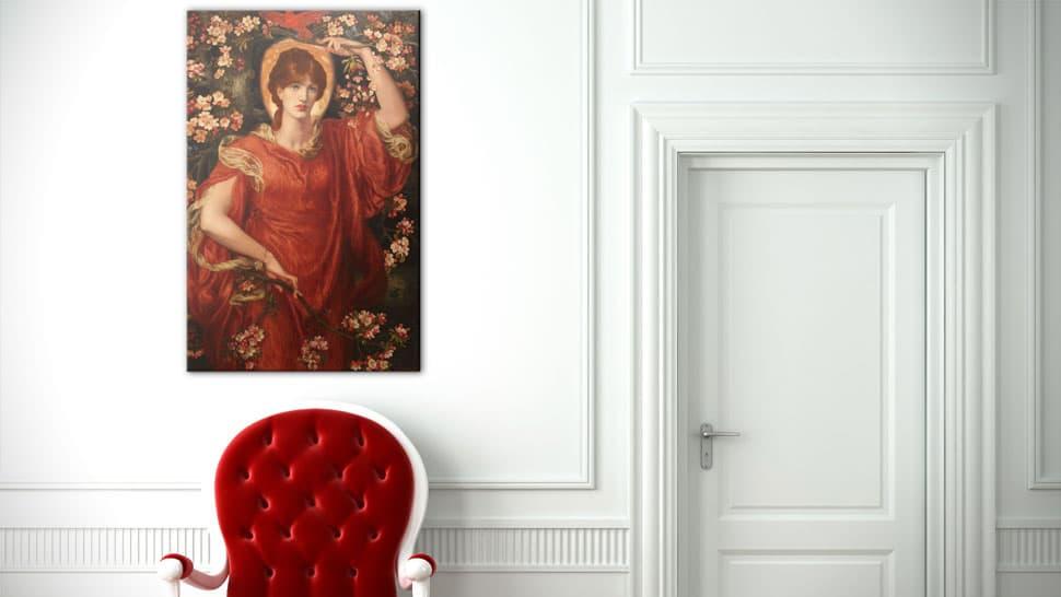 Tela Canvas decorativa | tictac.it
