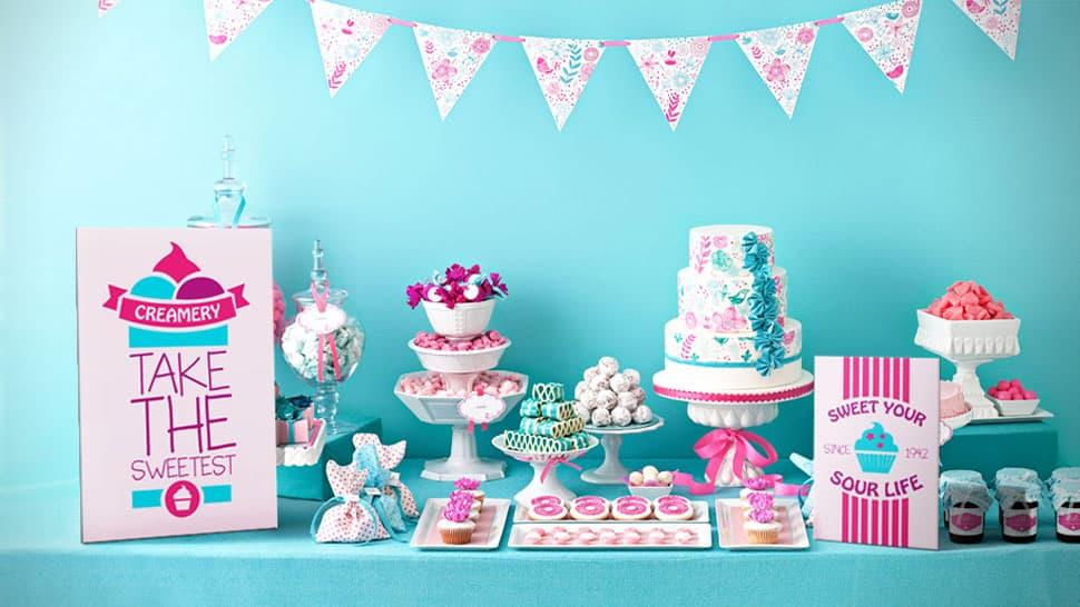 Display da banco per promozioni di dolci | tictac.it