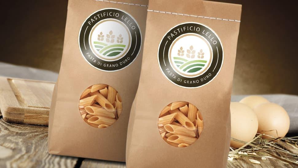 Etichette in bobina per confezioni di pasta | tictac.it