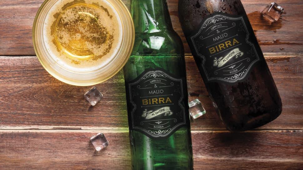 Etichette su carta lucida per birra | tictac.it