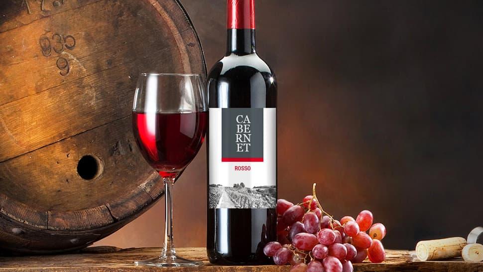 Etichette per bottiglie di vino in bobina | tictac.it