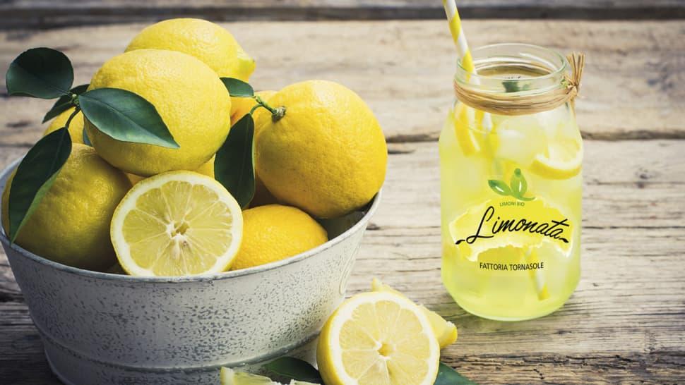 Etichette per limonata in bobina | tictac.it