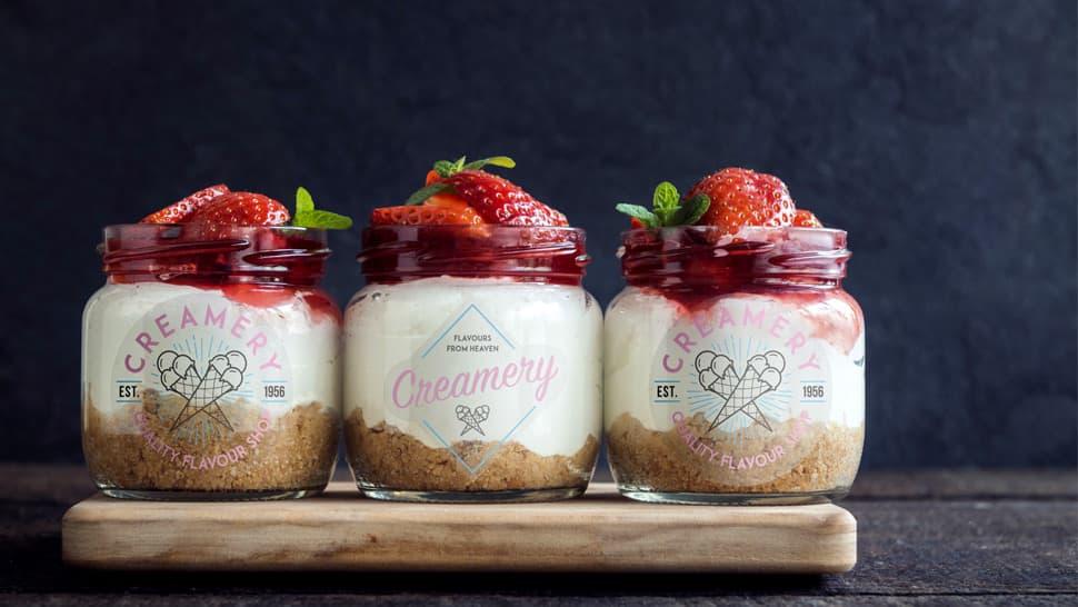 Etichette trasparenti per yogurt | tictac.it